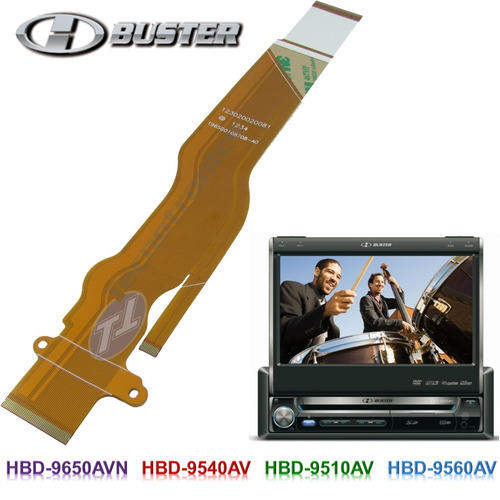 flat dvd h buster hbd 9540 9650 9510 9560 9760 hbuster