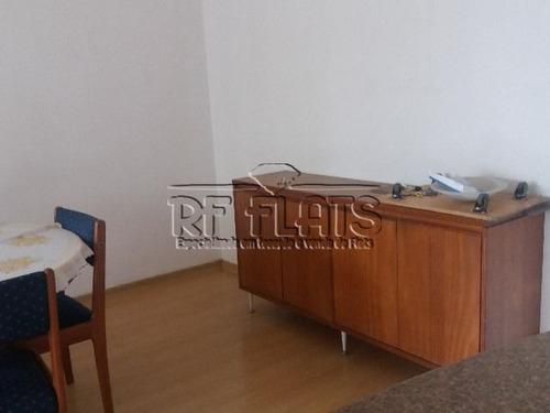 flat eldorado para locação na santa cecilia - ref7030