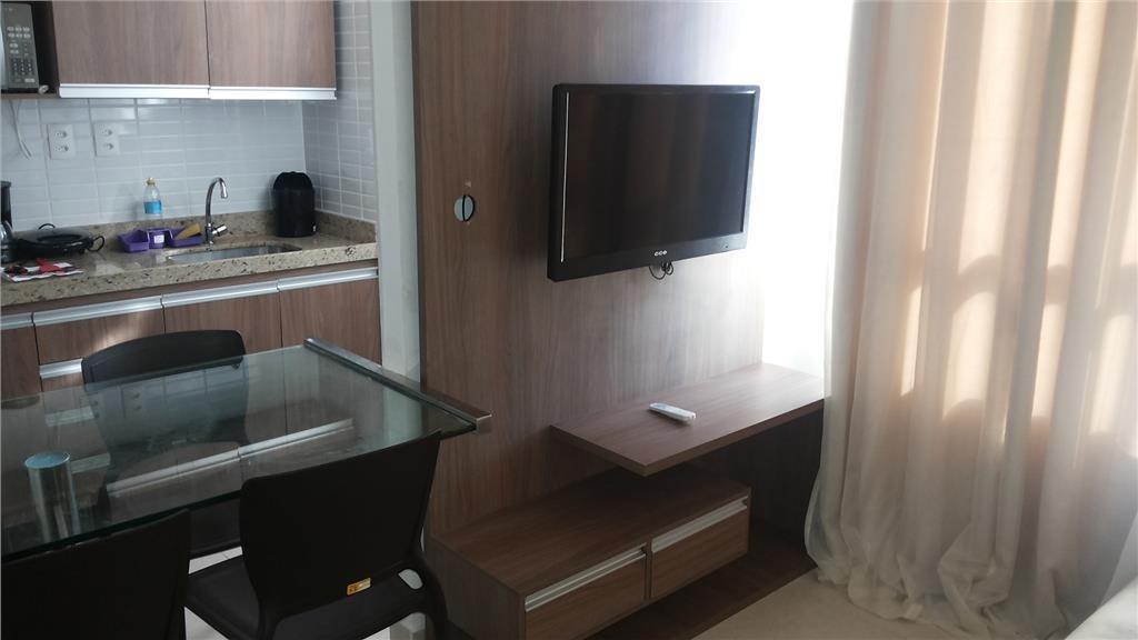 flat em cabo branco, joão pessoa/pb de 35m² 1 quartos para locação r$ 3.000,00/mes - fl299946