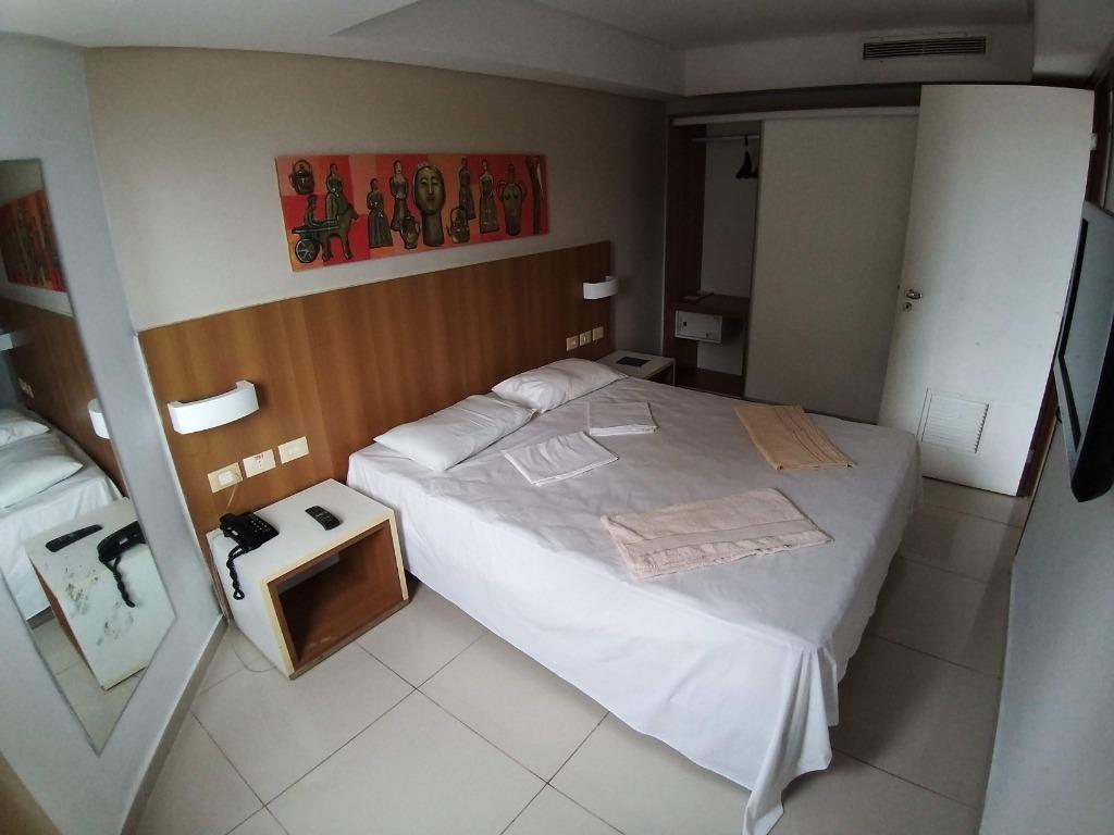 flat em cabo branco, joão pessoa/pb de 35m² 1 quartos à venda por r$ 195.000,00 - fl300115