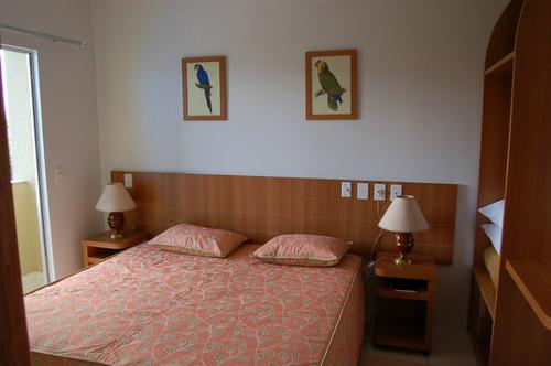 flat em caldas - golden dolphin grand hotel - para 4 pessoas
