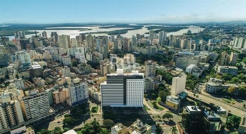 flat em cidade baixa com 1 dormitório - li50876942