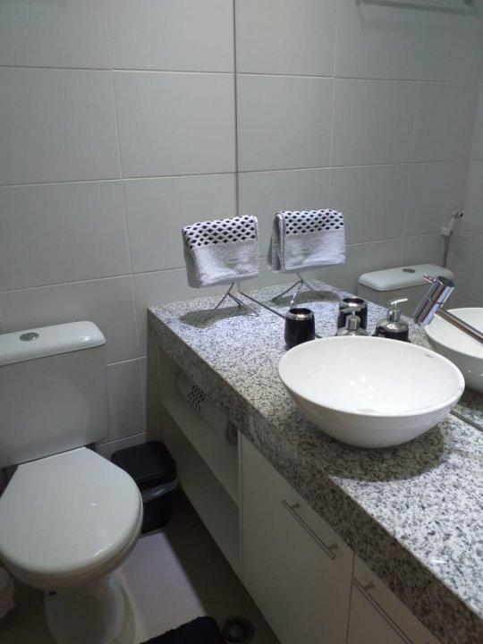 flat em granja viana, cotia/sp de 30m² 1 quartos para locação r$ 2.500,00/mes - fl287566