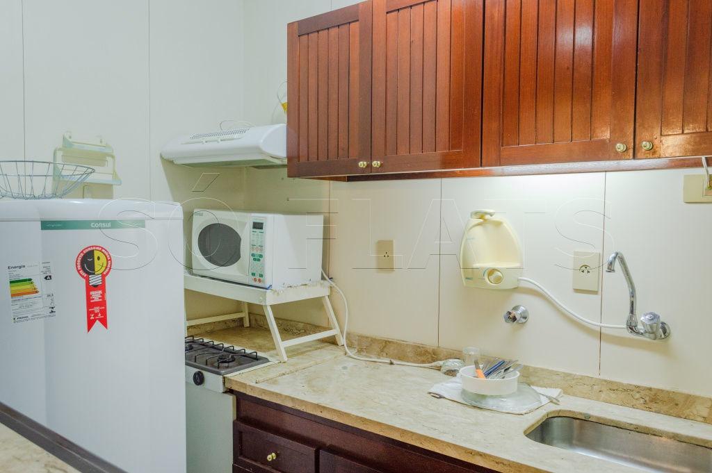 flat em higienopolis prox ao estadio do pacaembu e faculdade faap - sf30162