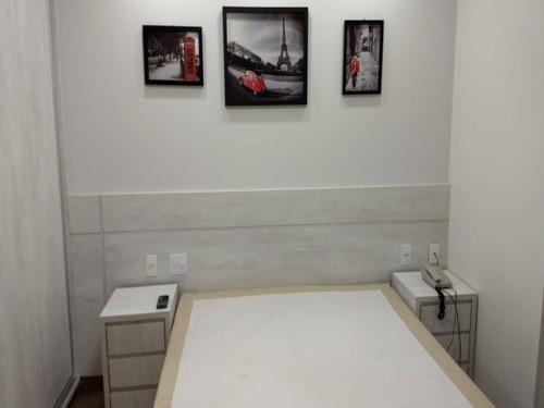 flat em ibirapuera, são paulo/sp de 25m² 1 quartos à venda por r$ 300.000,00 - fl95403