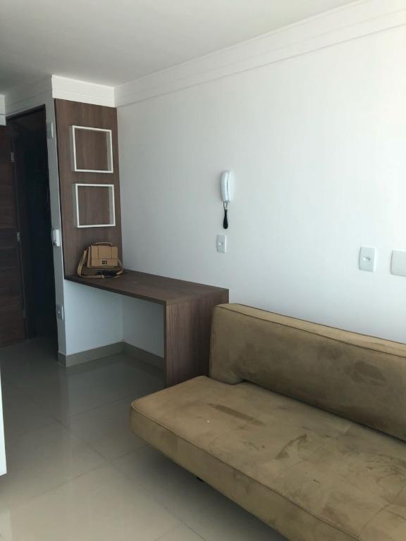 flat em intermares, cabedelo/pb de 23m² 1 quartos para locação r$ 1.700,00/mes - fl210874
