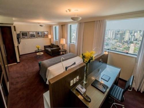 flat em itaim bibi, são paulo/sp de 35m² 1 quartos à venda por r$ 540.000,00 - fl75540