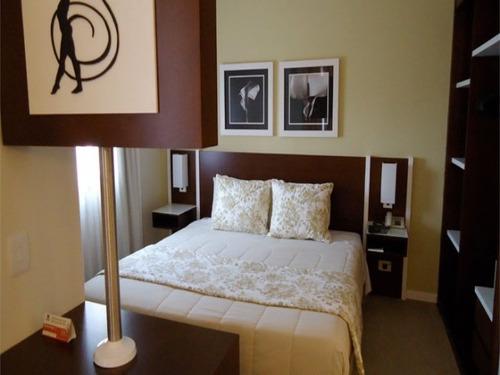 flat em jardim anália franco, são paulo/sp de 30m² 1 quartos à venda por r$ 270.000,00 - fl75196