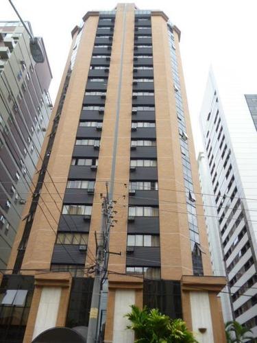 flat em jardins, são paulo/sp de 30m² 1 quartos para locação r$ 3.500,00/mes - fl16865