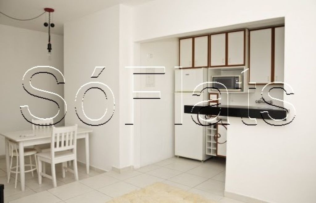 flat em moema 1 suíte 55m² - sf8895
