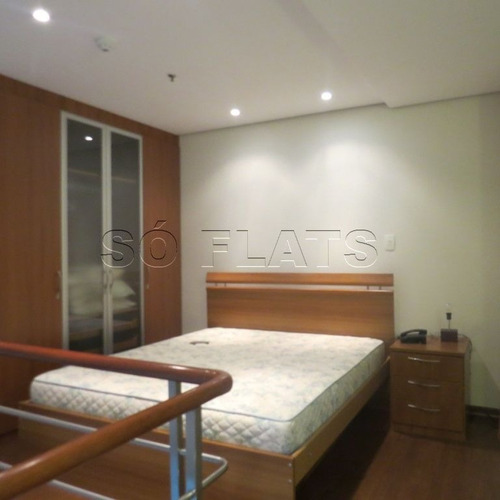 flat em moema duplex - sf1498