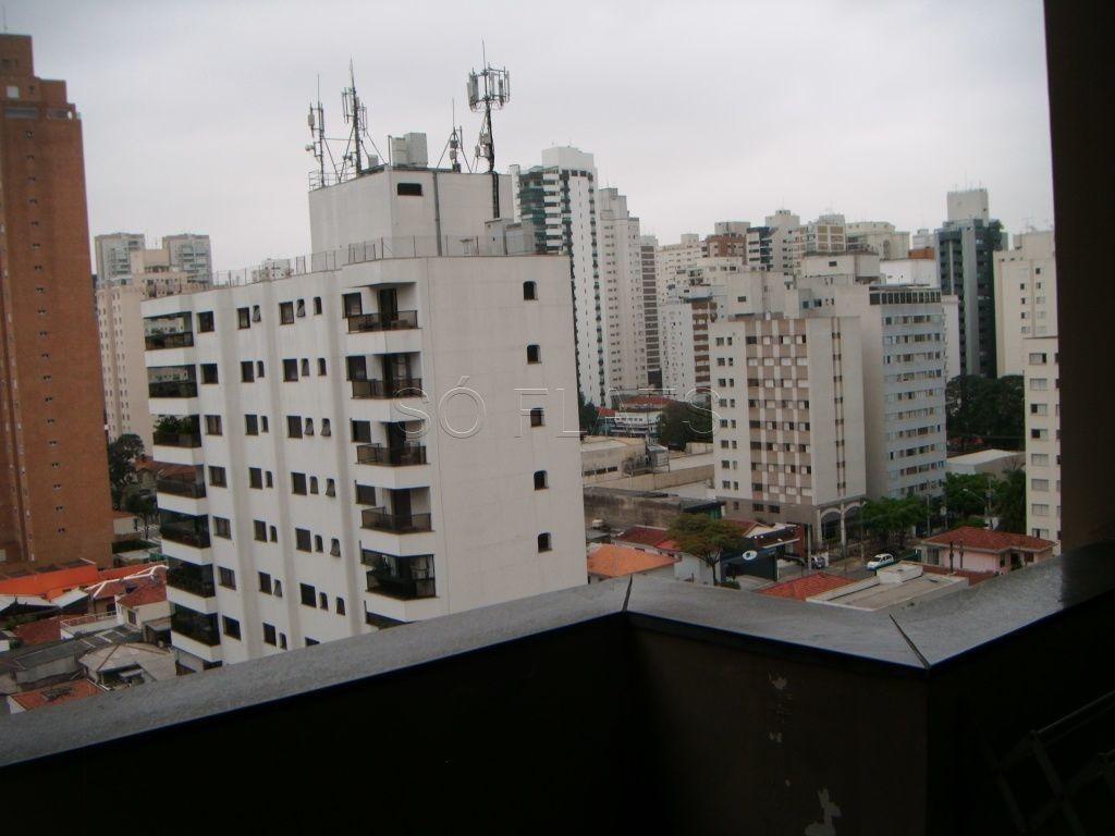 flat em moema, prox a av. helio pellegrino e republica do líbano - sf30515