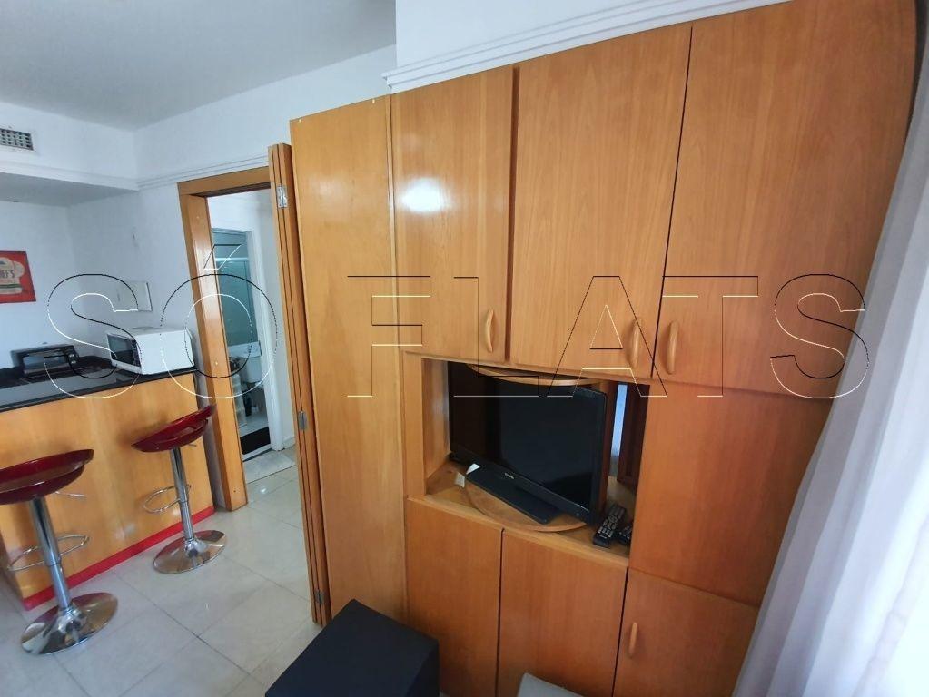 flat em moema, próximo ao metrô, shopping e pq do ibirapuera - sf29706
