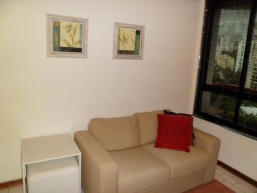 flat em morumbi, são paulo/sp de 40m² 1 quartos para locação r$ 1.500,00/mes - fl74951