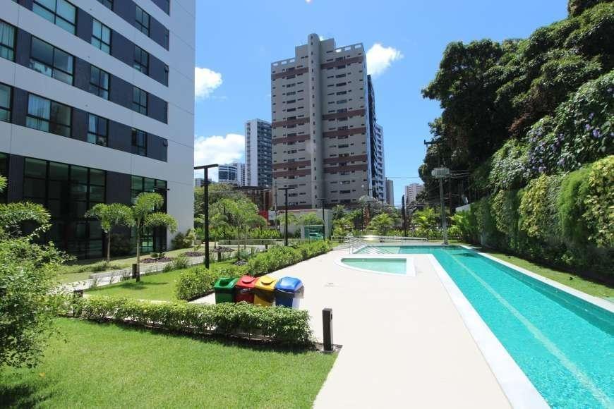 flat em parnamirim, recife/pe de 43m² 1 quartos para locação r$ 3.000,00/mes - fl539857