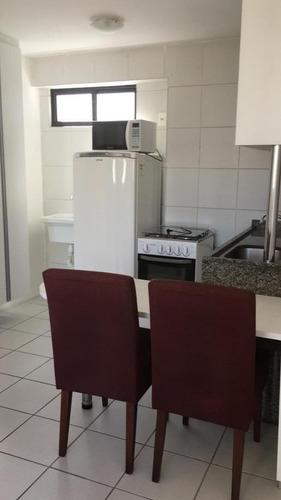 flat em rosarinho, recife/pe de 40m² 1 quartos à venda por r$ 225.000,00 - fl288387