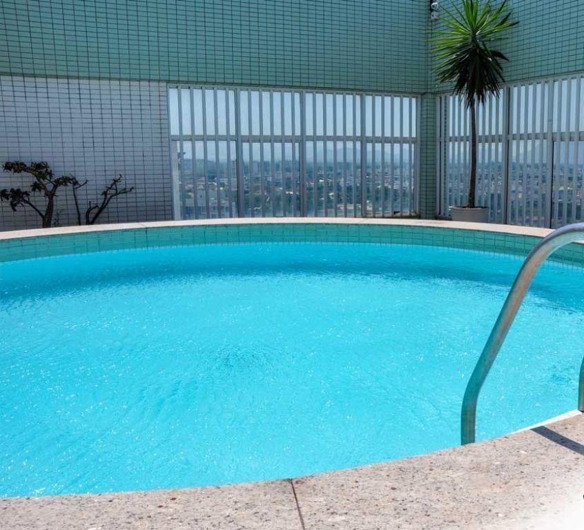 flat em vitória 2 dorms 51m² no pool para investimento - sf24157