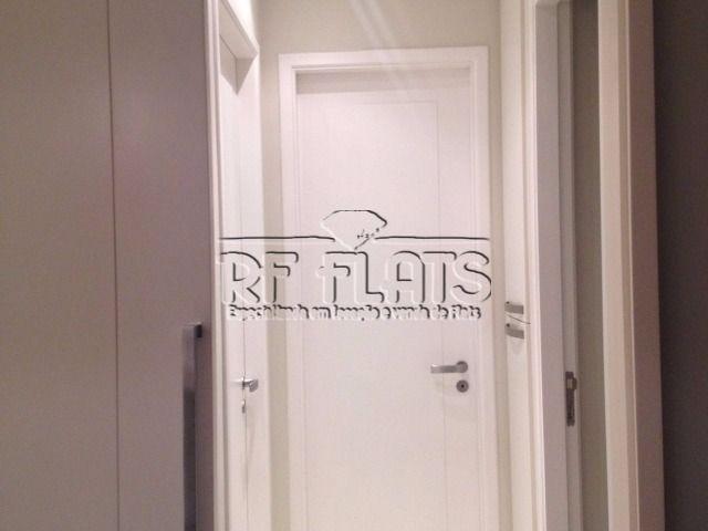 flat espaço alpha para locação na vila nova conceição