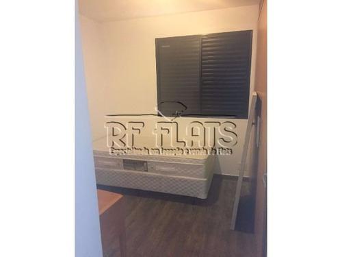 flat espaço alpha para locação na vila nova conceição - fla3817