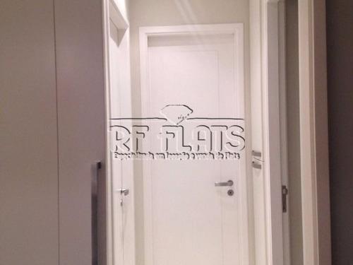 flat espaço alpha para locação na vila nova conceição - fla3842