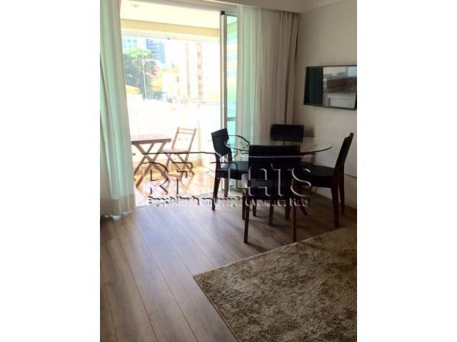 flat estanplaza villa paulista para locação na bela vista
