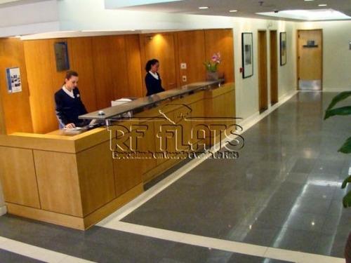 flat executive one para locação na vila olimpia - fla5480
