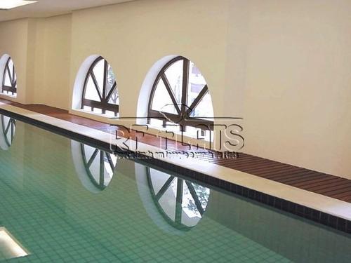 flat gran estanconfor itaim bibi para venda no pool