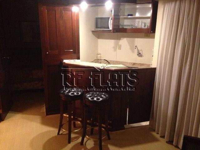 flat higienópolis classic para locação - fla169