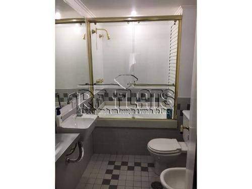 flat higienopolis classic para locação - fla3982