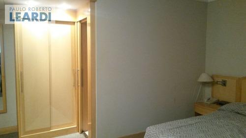 flat higienópolis  - são paulo - ref: 441020