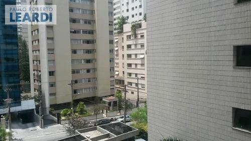 flat higienópolis  - são paulo - ref: 489969