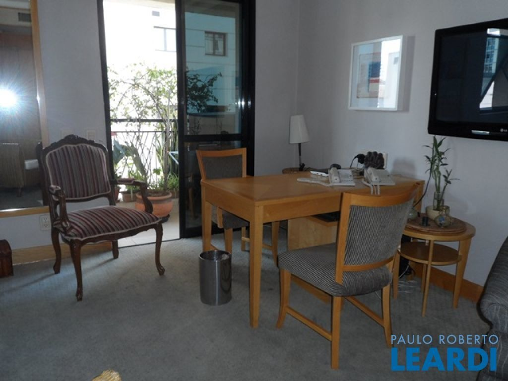 flat - higienópolis  - sp - 402391
