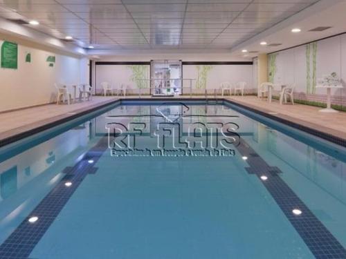 flat holiday inn anhembi no pool para venda