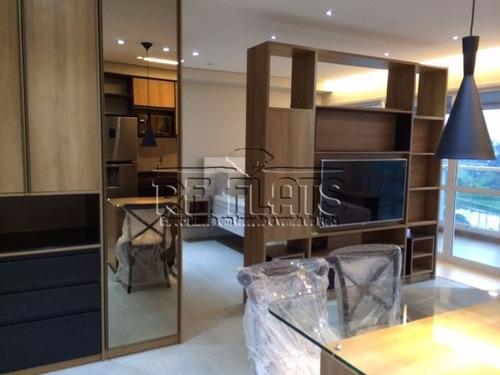flat home design para locação no brooklin