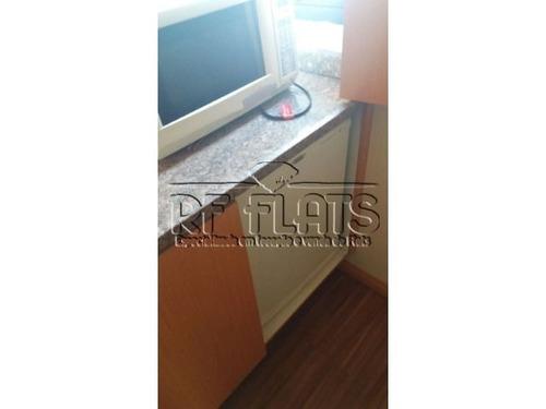 flat interative para locação e venda no jardins - ref3990