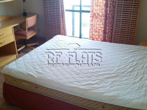 flat interative para locação no jardins - fla758