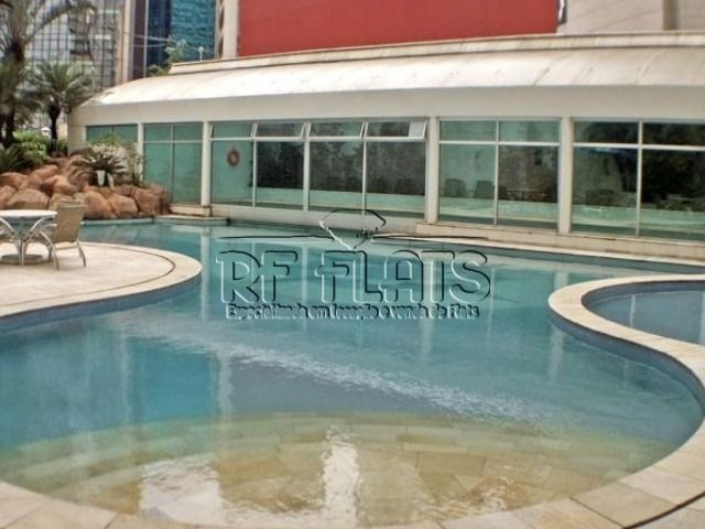 flat itc para venda na vila olimpia unidade no pool