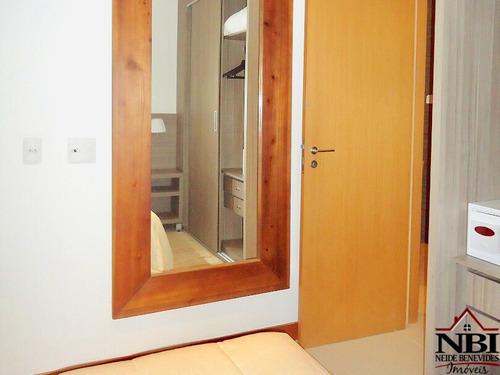flat jacarepaguá - residencial grand midas, 1 quarto