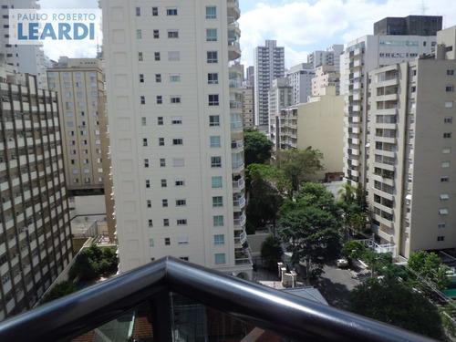 flat jardim paulista  - são paulo - ref: 499077