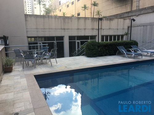 flat jardim paulista  - são paulo - ref: 499208