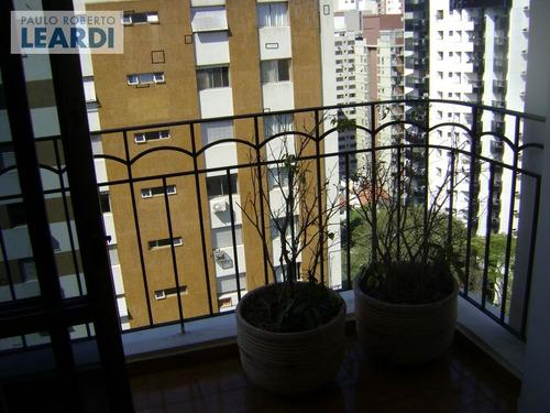 flat jardim paulista  - são paulo - ref: 553371