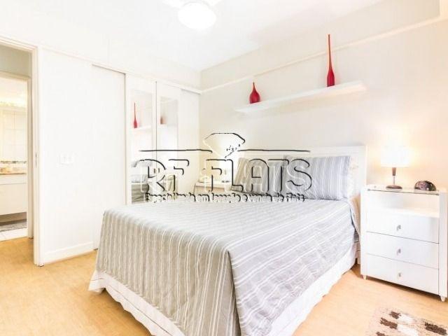 flat la residence itaim para locação