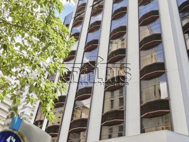 flat la residence para locação no itaim bibi - ref5509