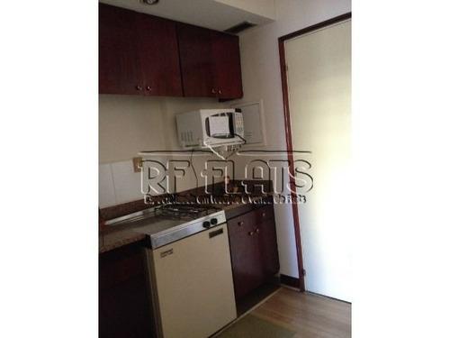 flat la residence para locação no jardins - ref215