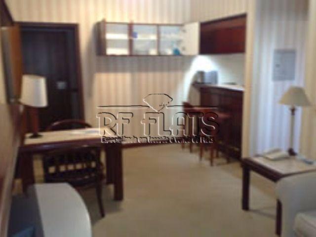 flat la residence paulista para locação