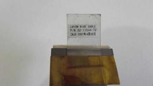 flat lcd notebook itautec w7630 sti 1522 pn 22-11544-72