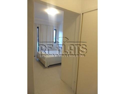 flat le bougainville para locação e venda em alphaville - ref6691