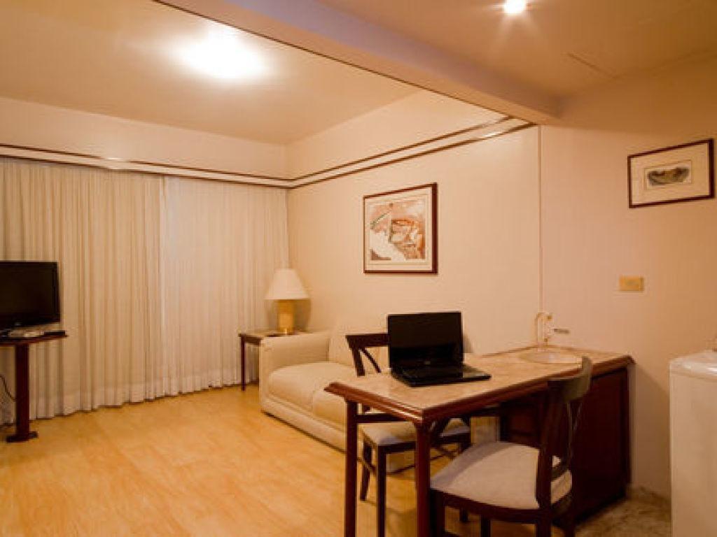 flat le premier, no jd. paulista, para investimento, ótima localização e empreendimento - sf30485