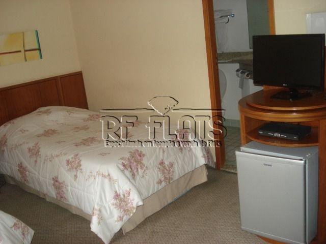 flat live & lodge para locação na vila clementino