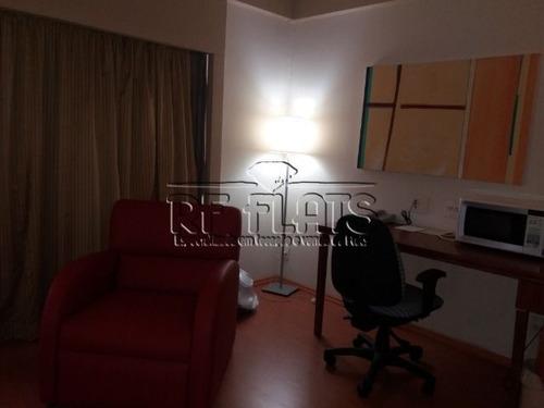 flat live & lodge para locação na vila clementino - ref4106